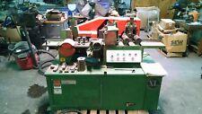 Tyler Machinery XL 628NB Moldmatcher 4-Head Push Feed Moulder Machine 2