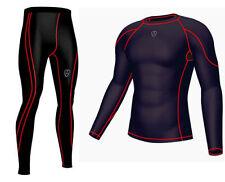 Abbigliamento da uomo da running per palestra, fitness, corsa e yoga