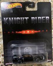 Hot Wheels Knight Rider KITT K.I.T.T. Super Pursuit Mode - Metal Real Riders