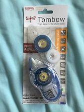 Tombow Pegamento Maxi Power cinta 8.4mm X 16m Extra-fuerte con Recarga X 6 Packs