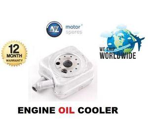 FOR AUDI 80 1.3 1.6 1.8 1.9 2.0 QUATTRO GTE 1978-1991 ENGINE OIL COOLER