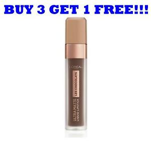 L'Oreal Lipstick Ultra Matte Liquid 70% Yum 856 7.6ml