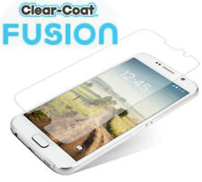 "Screen protector Clear-Coat Fusion ""Samsung Galaxy S6"" USA better temp"