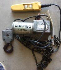 Coffing 1/2 Ton CHAIN Hoist