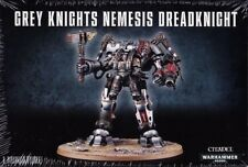 Nemesis chevalier de la Grey Knights Dreadknight Games Workshop 40k 57-10 Knight