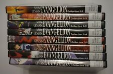 Neon Genesis Evangelion Perfect Collection Box Set (DVD, 2002, 8-Disc Set)