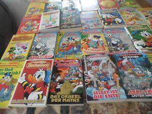 33 Bücher LTB Das Lustige Taschenbuch Walt Disney Sammlung Konvolut