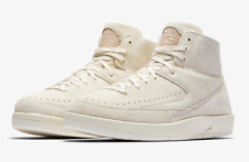 Nike Air Jordan 2 Decon Retro Sail / Beige Men's Sz 9.5 ( 897521-100 ) New