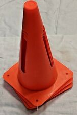 """15"""" COLLAPSIBLE CONES SET OF 4"""