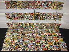 Vintage Silver-Copper Age Marvel Tales 106pc Low to Mid Grade Comic Lot