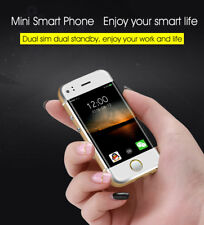 New SOYES 6S 2G Andriod Mini FM WIFI Dual SIM Music MP3 Smartphone Mobile Phone