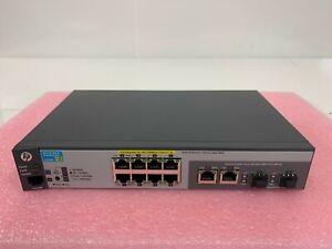 HP ProCurve J9298A 2520G-8 8-Port PoE Switch