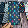 Phone Case Flower Louis Luxury Leather For iPhone 11 Pro XS Max 6 7 8 Plus XR X