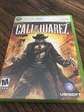 Call Of Juarez Xbox 360 Cib Game Nice Disk XG3
