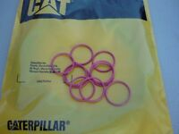 Seventy-five (75) Caterpillar OEM ORFS Oring Assortment - New Free Shipping