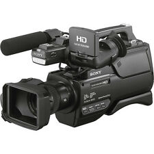 "Sony HXR-MC2500 AVCHD Shoulder Mount Camcorder, 1/4"" Exmor R CMOS HD, SD AVCHD"