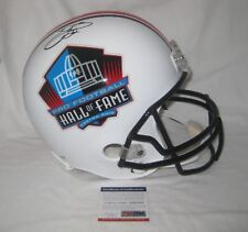 EMMITT SMITH signed/autographed HALL of FAME Full Size Riddell Helmet - PSA ITP