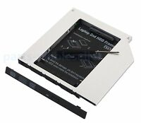 2nd Hard Drive HDD SSD Caddy for MacBook Pro A1181 A1260 A1150 A1211 IDE DVD ODD
