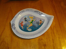 6x TinkerBell and Friends Disney Plate - 10po (25cm) - (New)