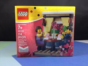 1 New LEGO 2015 Seasonal Set 40120 Valentine/Engagement Themed Set