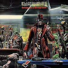 IRON MAIDEN Stranger in a Strange Land BANNER HUGE 4X4 Ft Fabric Poster Tapestry
