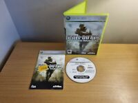 XBOX 360 - CALL OF DUTY MODERN WARFARE 4 - COMPLETE WITH MANUAL - FREE P&P