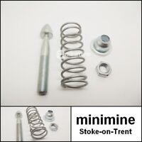 Classic Mini Bonnet Pin Kit Including Pin, Spring, Nut & Thimble Cup NOT CLUBMAN