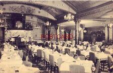 ODENBACH RESTAURANT in the HOTEL HAYWARD, ROCHESTER, N.Y.
