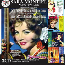 SARA MONTIEL-VOL.2(1959-1960)-2CD