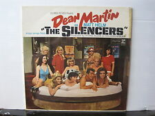 DEAN MARTIN sings songs from THE SILENCERS Soundtrack Vinyl LP FREE UK POST