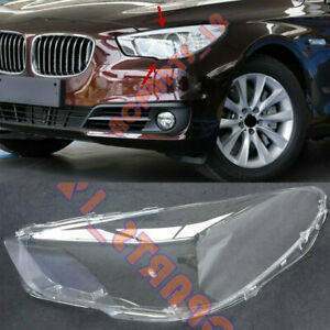 For BMW  5-Series GT F07 10-17 Left Genuine Headlight Trim Sealing Cover+Glue