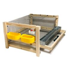 Quail Keeper Starter Cage