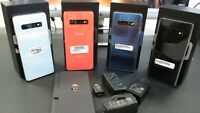 New Samsung Galaxy S10 G973U ( GSM UNLOCKED) 128GB AT&T T-Mobile full pack Opn