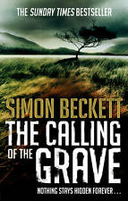 The Calling of the Grave, Beckett, Simon, Used; Acceptable Book