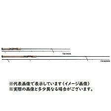 Major Craft Fine Tail FSX-622L (Spinning/2 Piece) From Japan