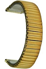 Speidel Flex-Uhrband Zugband Edelstahl poliert 18 mm Ersatzband Uhrenband