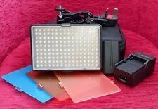 Samtian 160 LED Luz de Video