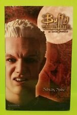 """SUBWAY SPIKE Buffy the Vampire Slayer Sideshow Collectible 12"""" Figure-- NEW !!!"""