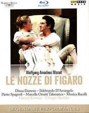LE NOZZE DI FIGARO (TEATRO ALLA SCALA) USED - VERY GOOD BLU-RAY