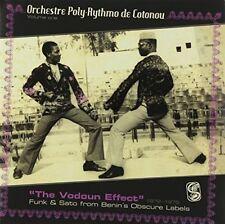 The Vodoun Effect von Orchestre Poly-Rythmo De Cotonou (2009)