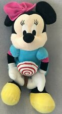 Minnie Mouse Plush with Lollipop