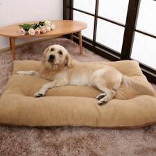 Extra Large Dog Bed Ultra Soft Foam Orthopedic Durable Jumbo Winter Warm Mattres