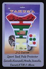 Motorcycle Gas Tank Pad Protector SUZUKI,YAMAHA,HONDA,KAWASAKI & More