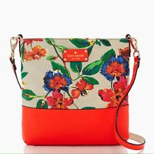 Kate Spade Grove Court Floral Cora Crossbody Bag/Handbag  Pre-owned