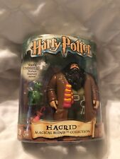 Harry Potter Magical Minis Collection Hagrid MATTEL 2001 Factory Sealed