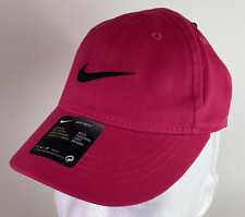 Nike Toddler Baseball Cap/Hat Strapback Adjustable Rush Pink 7A2319-A4Y