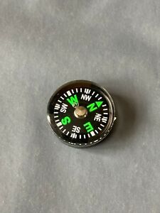 20mm Mini Small Pocket Button Survival Compasses For Camping Hiking Outdoor