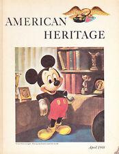American Heritage April 1968 (Vol 19 No 3)