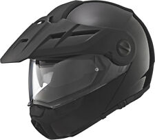 SCHUBERTH E1 GLOSS BLACK MOTORCYCLE HELMET - SMALL SAVE