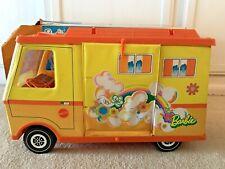 Barbie Country Camper Mattel 1970 w/Box